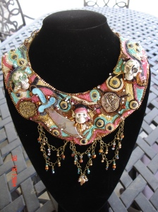 pirate full necklace