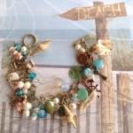 2012 Beach Charm Bracelet
