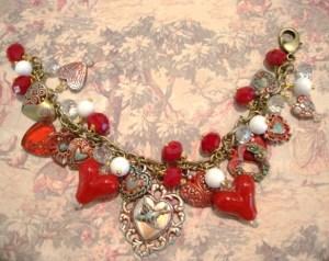 heart bracelet 3