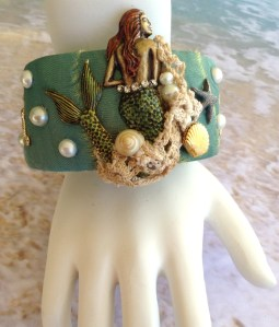 seashore cuff mermaid