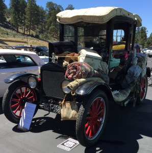 big bear car show